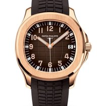 Patek Philippe Aquanaut Rose gold 40mm Brown Arabic numerals United States of America, Iowa, Des Moines