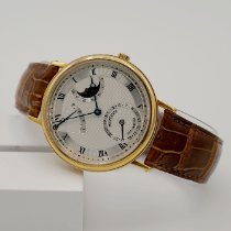 Breguet Classique Yellow gold 36mm Silver Roman numerals United States of America, California, Marina Del Rey