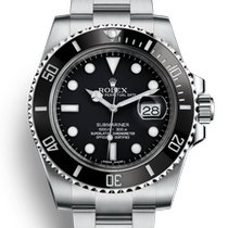 Rolex Submariner Date new 2020 Automatic Watch with original box and original papers 116610LN