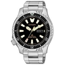 Citizen new Automatic Limited Edition Screw-Down Crown 42mm Steel Mineral Glass