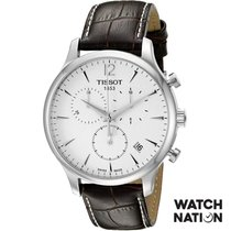 Tissot Tradition Steel 42mm White Arabic numerals Singapore, Singapore