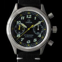 Omega Dynamic Chronograph Steel