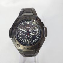 Casio Titanium Quartz MRG-8000B pre-owned