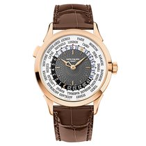Patek Philippe World Time new 2018 Automatic Watch with original box and original papers 5230R-001
