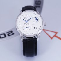 Glashütte Original PanoMaticLunar 格拉苏蒂  1-90-02-42-32-05 occasion