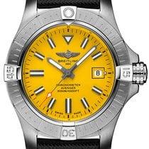 Breitling Avenger Seawolf neu 2020 Automatik Uhr mit Original-Box und Original-Papieren A17319101I1X1