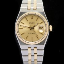 Rolex Datejust Oysterquartz 17013 1978 pre-owned