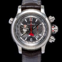 Jaeger-LeCoultre Master Compressor Extreme World Chronograph Platine 46mm Noir