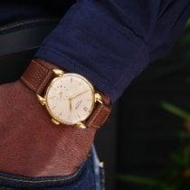 Patek Philippe Vintage Жёлтое золото 35.5mm