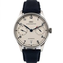 IWC Portuguese Automatic IW500107 2011 pre-owned