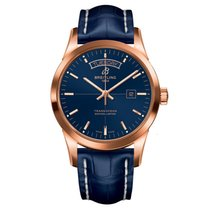 Breitling Transocean Day & Date R453101A/C941 2017 pre-owned