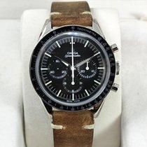 Omega Speedmaster Professional Moonwatch Steel 39.7mm Black No numerals Malaysia, Kuala Lumpur