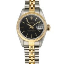 Rolex Lady-Datejust pre-owned 26mm Black Steel
