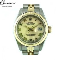 Rolex Lady-Datejust Acero y oro 26mm Amarillo Romanos España, Madrid