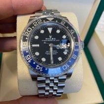 Rolex GMT-Master II 126710BLNR Ny Stål 40mm Automatisk
