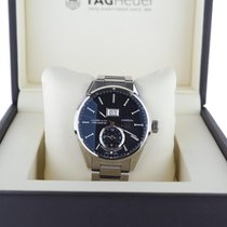 TAG Heuer Carrera Calibre 8 Steel 41mm Blue No numerals Australia, Palmyra