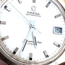Omega Seamaster Zeljezo Srebro