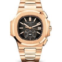 Patek Philippe 5980/1R-001 Rose gold 2018 Nautilus 40.5mm new United States of America, Iowa, Des Moines