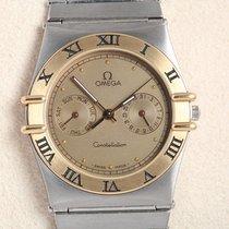 Omega Constellation Quartz Omega Constellation Quartz watch 18K Cal.1444 God Stål 36mm Kvarts