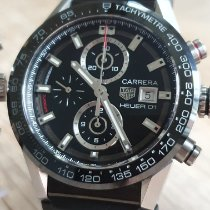TAG Heuer Carrera Calibre HEUER 01 CAR201Z.FT6046 2016 pre-owned