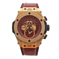 Hublot Big Bang Unico Rose gold 45б5mm Red Arabic numerals United States of America, New York, New York