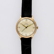 Doxa Or rose Remontage manuel Champagne Arabes 37mm occasion