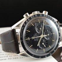Omega Speedmaster Professional Moonwatch Staal 42mm Zwart Geen cijfers Nederland, Drachten