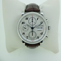 Montblanc Steel 39mm Automatic 106466 pre-owned