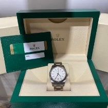 Rolex Oyster Perpetual 39 114300 Ny Stål 39mm Automatisk