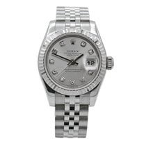 Rolex Lady-Datejust Steel 26mm Silver No numerals United States of America, New York, New York