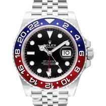 Rolex GMT-Master II 126710blro ny