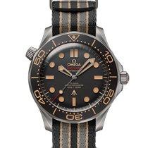 Omega 210.92.42.20.01.001 Titanium 2020 Seamaster Diver 300 M new
