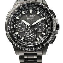 Citizen Promaster Sky Titanio 47mm Nero Italia, Saccolongo