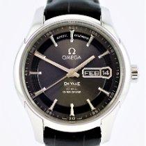 Omega 431.33.41.22.06.001 Acero 2011 De Ville Hour Vision 41mm usados