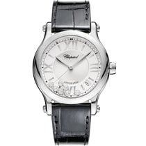Chopard new Automatic Display back 36mm Steel Sapphire crystal