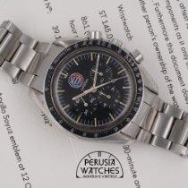 Omega Speedmaster Professional Moonwatch Acciaio 42mm Nero Senza numeri Italia, Perugia