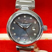 Omega De Ville Ladymatic Acero 34mm Madreperla