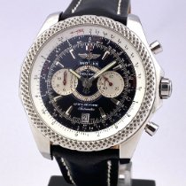 Breitling Bentley Supersports Steel 49mm Black