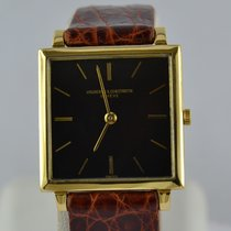 Vacheron Constantin Historiques Oro amarillo 25,5mm Negro