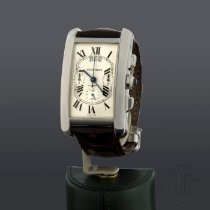 Cartier Tank Américaine W2609456 2008 pre-owned