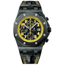 Audemars Piguet Royal Oak Offshore Chronograph Carbone 44mm Noir