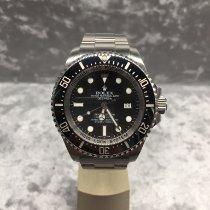 Rolex Sea-Dweller Deepsea Otel 44mm Negru Fara cifre România, Bucuresti