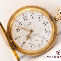 A. Lange & Söhne Oro rosado 54mm Cuerda manual usados