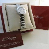 S.T. Dupont Acero 35mm Cuarzo 65250 nuevo