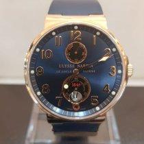Ulysse Nardin Marine Chronometer 41mm 266-66 2013 подержанные