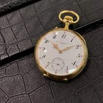 Patek Philippe Vintage Yellow gold 48.5mm White United States of America, New York, New York