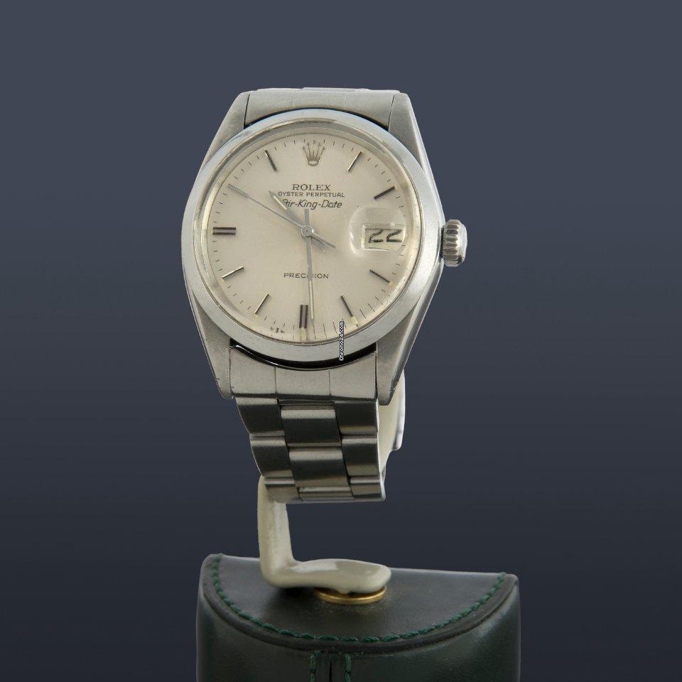 Rolex Air King Date 5700 rabljen