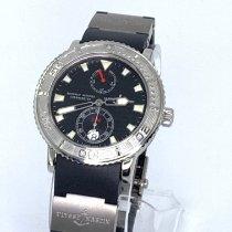 Ulysse Nardin Maxi Marine Diver 263-55-3/92 Ulysse Nardin Marine Diver Chronometer подержанные