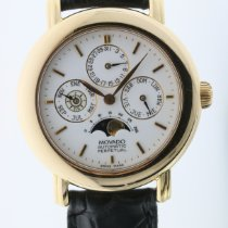 Movado Or rose Remontage automatique Blanc 36mm occasion