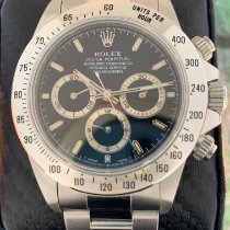 Rolex Daytona Steel 40mm Black No numerals United States of America, New York, Great Neck